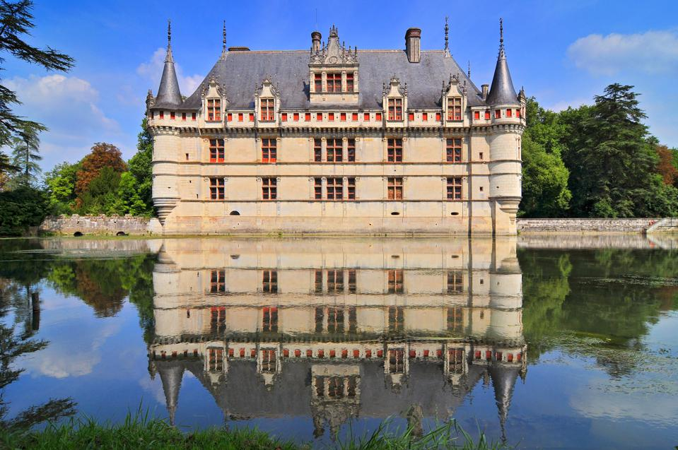 Celebrate The 500th Anniversary Of The French Renaissance, In The Loire Valley