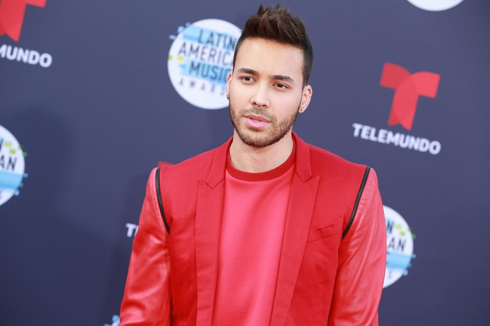 Prince Royce On What To Expect From His Upcoming Album 'Alter Ego', Potential Fall Release Date
