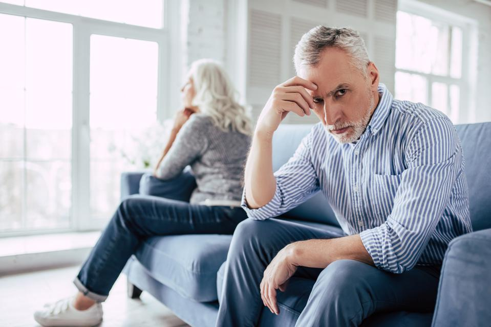 Why Married Men Are So Terrible At Retirement