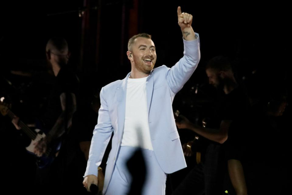 Sam Smith, Normani, Calvin Harris And The Weeknd Chart New Top 10 Hits In The U.K.