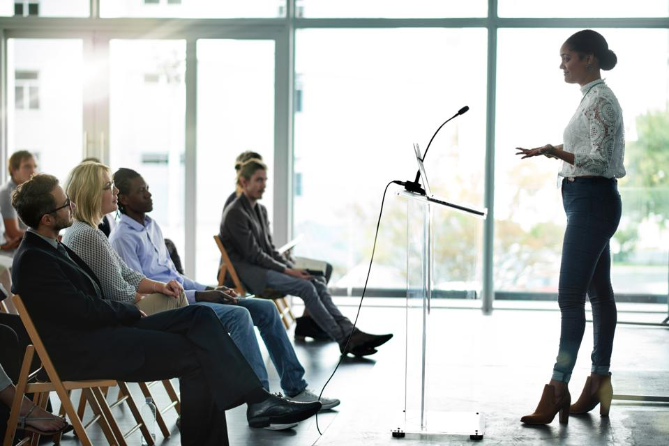 How To Get Your Career Started As A Keynote Speaker