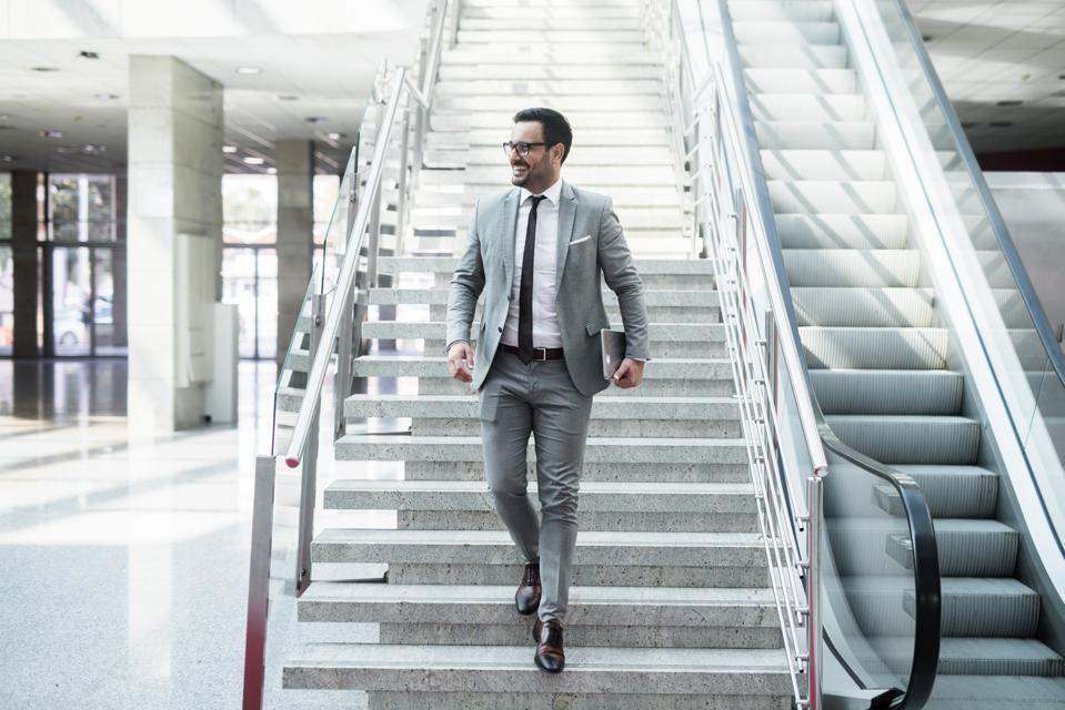 Here's How To March Into The Interview With Total Confidence