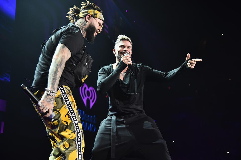 Pedro Capo And Farruko Climb Billboard's Latin Charts, Eyeing The Hot 100