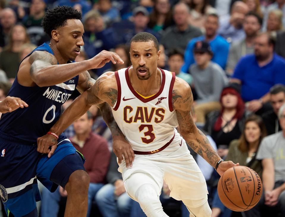 With Collin Sexton Starting, Cleveland Cavaliers Should Trade George Hill