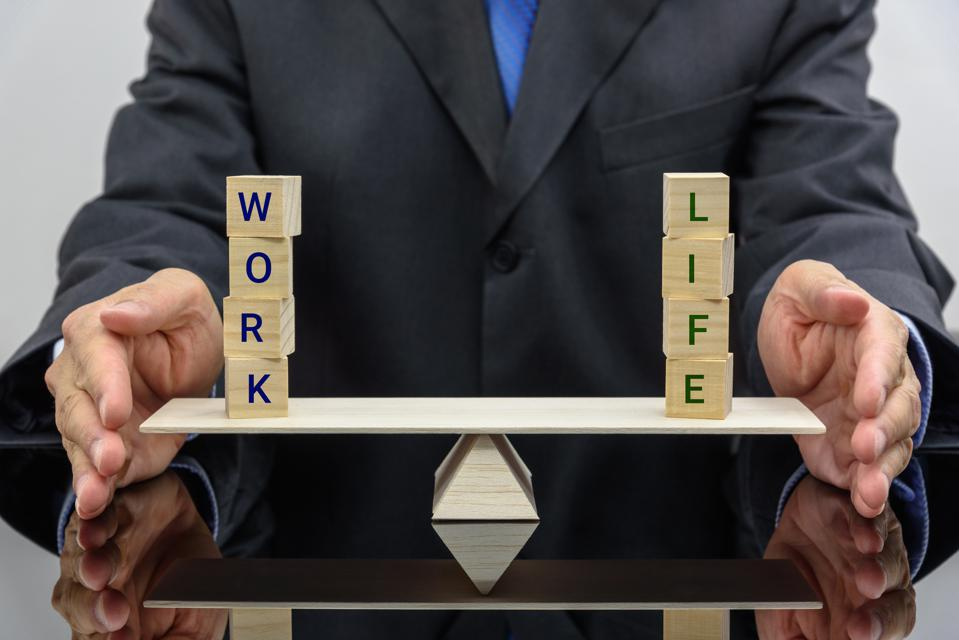 5 Reasons To Stop Talking About Work-Life Balance