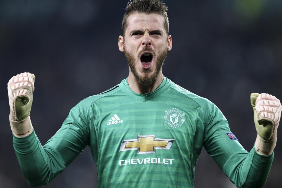 Manchester United At Risk Of Losing David De Gea