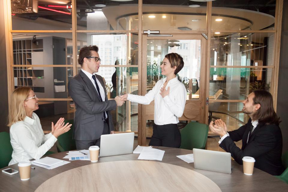 How Managers Choose The Employees They Promote
