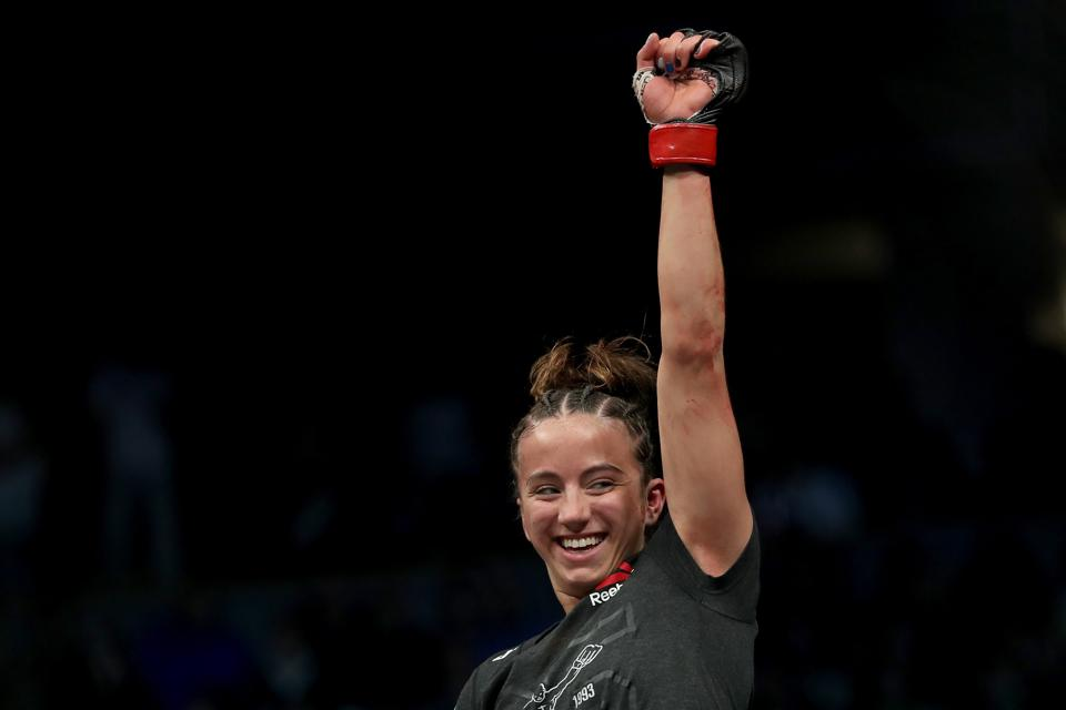 Maycee Barber Enters UFC Nashville With Added Confidence Thanks To Dana White