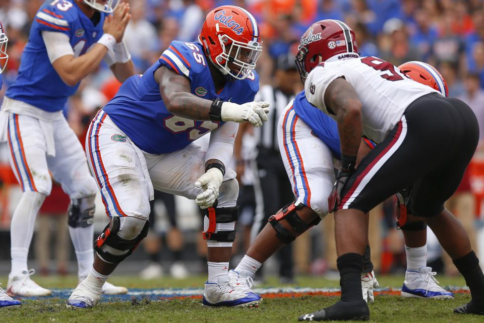 Jaguars NFL Draft Preview: Jawaan Taylor Could Help Kick Off Jacksonville's Nick Foles Era
