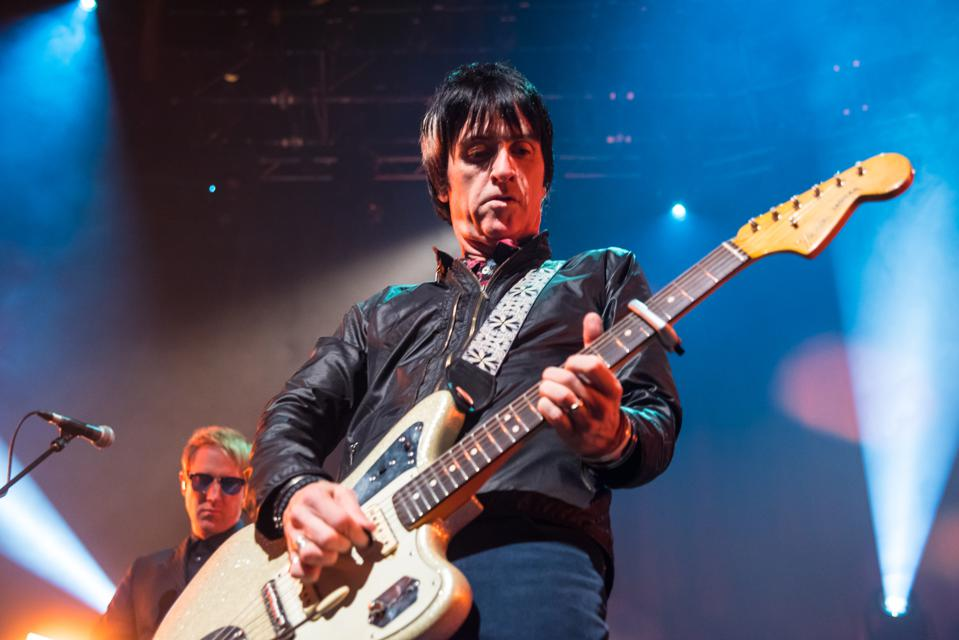 Johnny Marr On New Single 'Armatopia,' U.S. Tour And The Role Of Rock Music