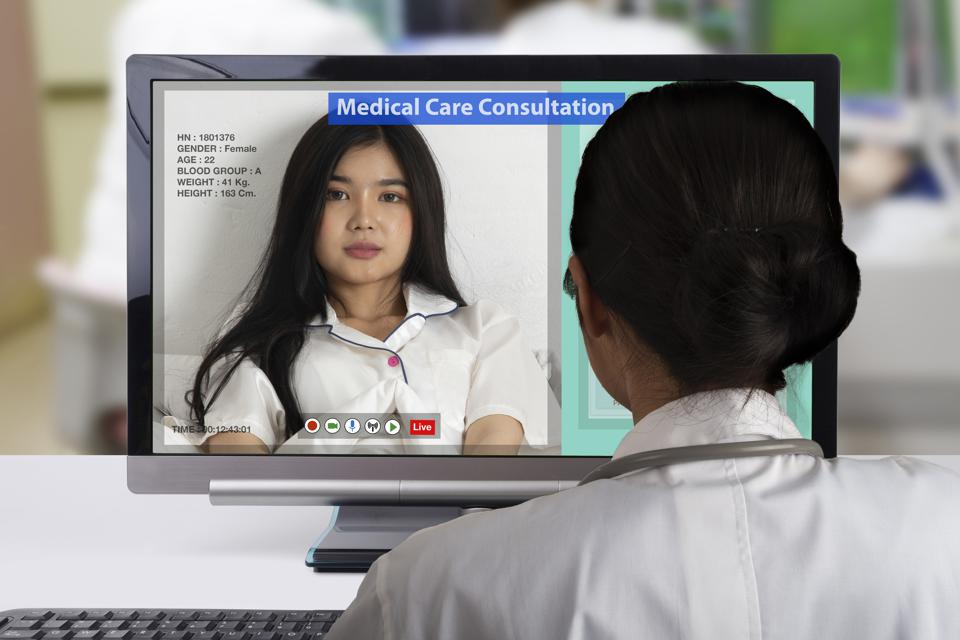 Study: Telehealth Use Uncommon, Particularly In Rural America