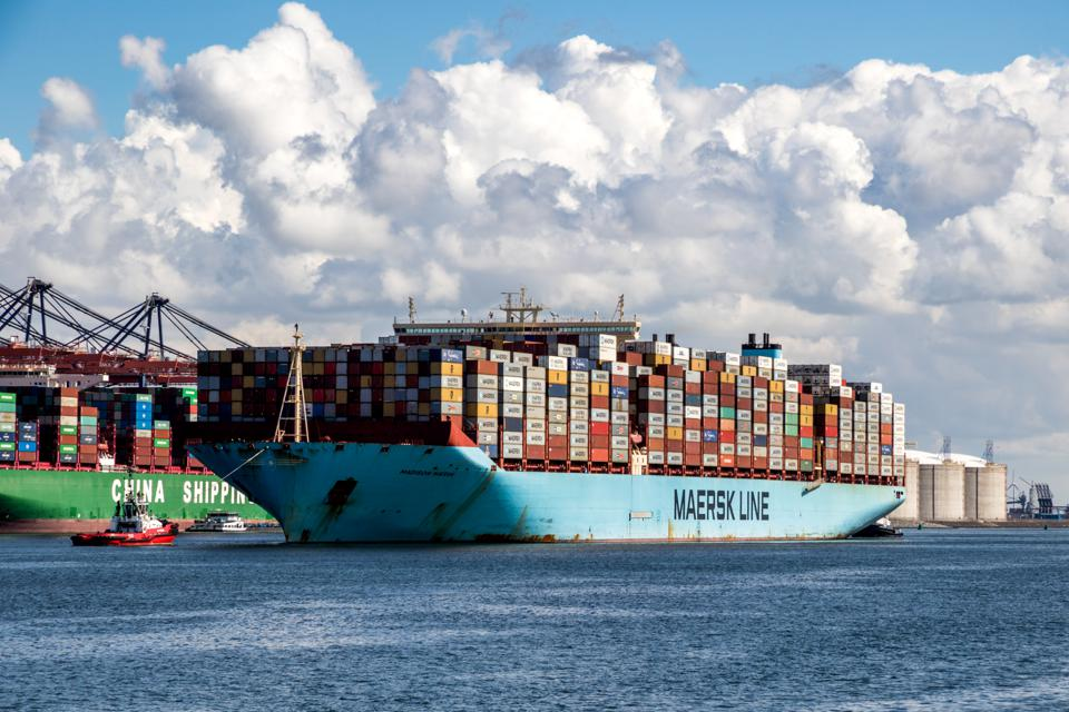 Blockchain Or Bust: How This Tech Can Boost Port & Rail Logistics Efficiency