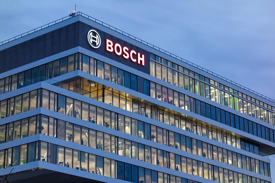 German Parts Maker Bosch Gets Off With Relatively Light $100 Million Fine From VW Dieselgate