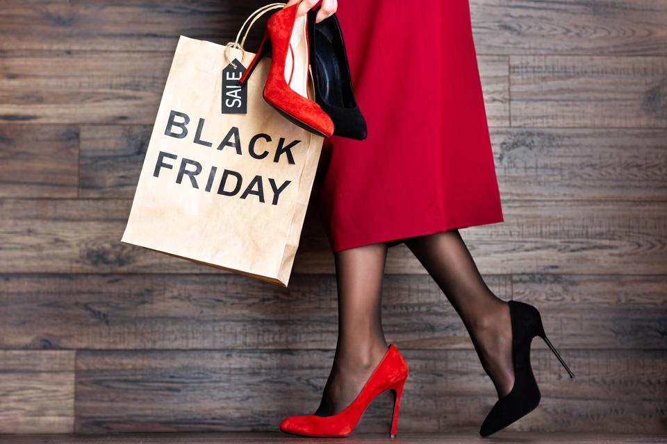 Advanced Tech To Play Leading Role In Black Friday Shopping