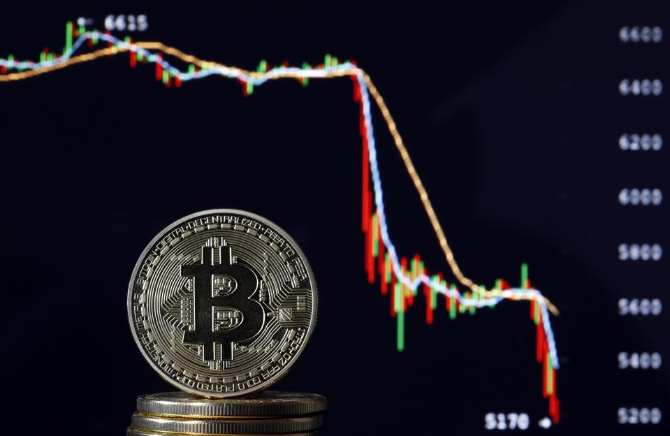 Bitcoin Is Swinging Wildly--Here's Why