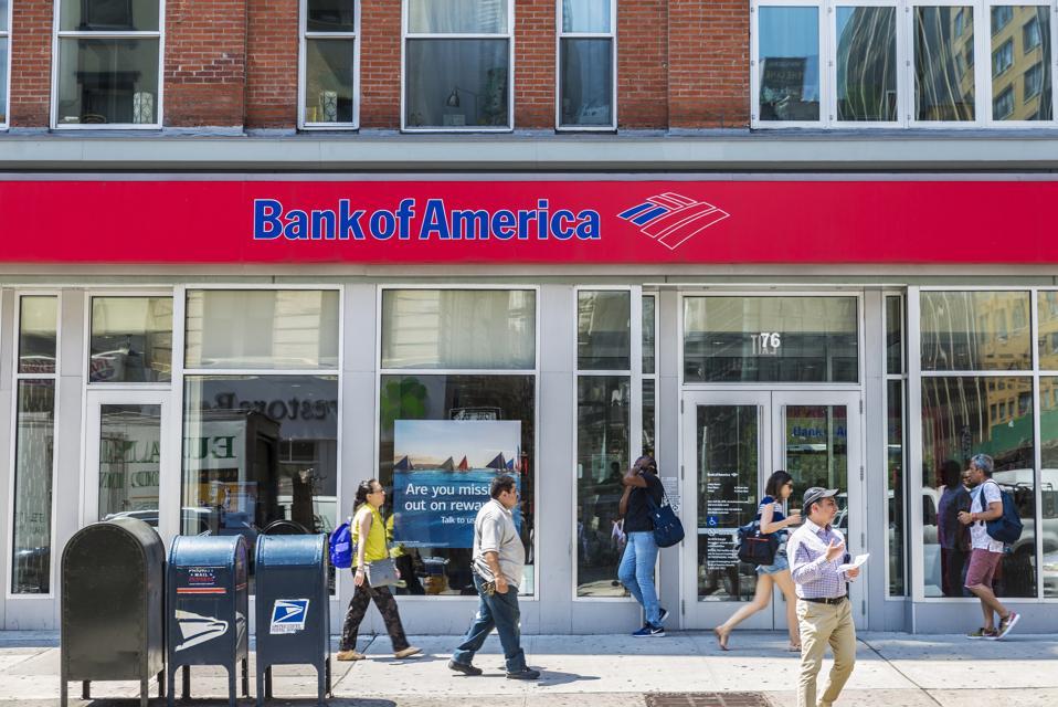 Bank Of America Beats The $15 Minimum Wage Movement