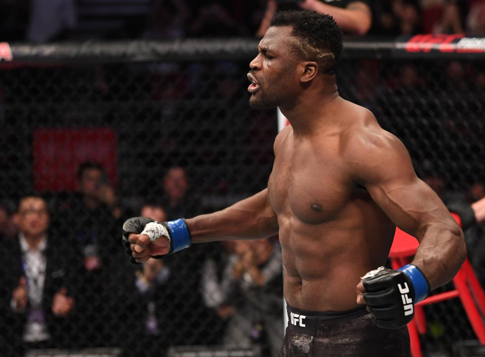 UFC On ESPN 1 Post-Fight Press Conference Live Stream Francis Ngannou Vs. Cain Velasquez Card