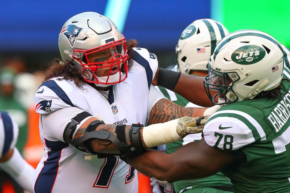 Patriots Will Get Another Glimpse Of 2018 Trade Acquisition Danny Shelton