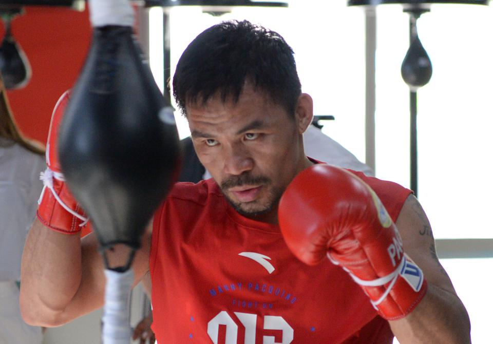 Manny Pacquiao Vs. Keith Thurman: Why It Will Be Pac-Man's Greatest Win Or A Hard-To-Watch Defeat
