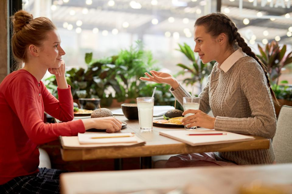 Six Ways To Be A Great Conversationalist