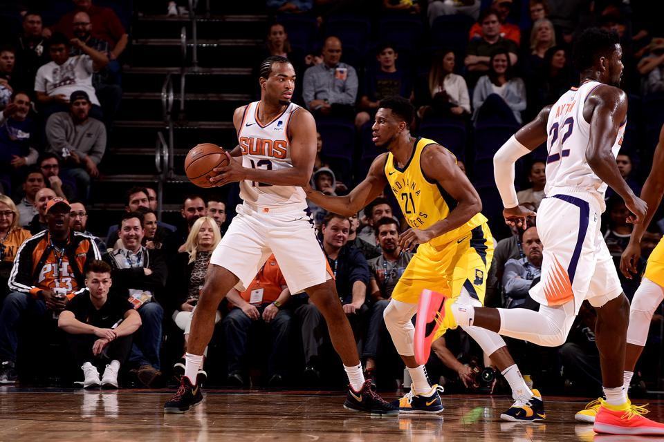 Indiana Pacers Acquire TJ Warren From Phoenix Suns