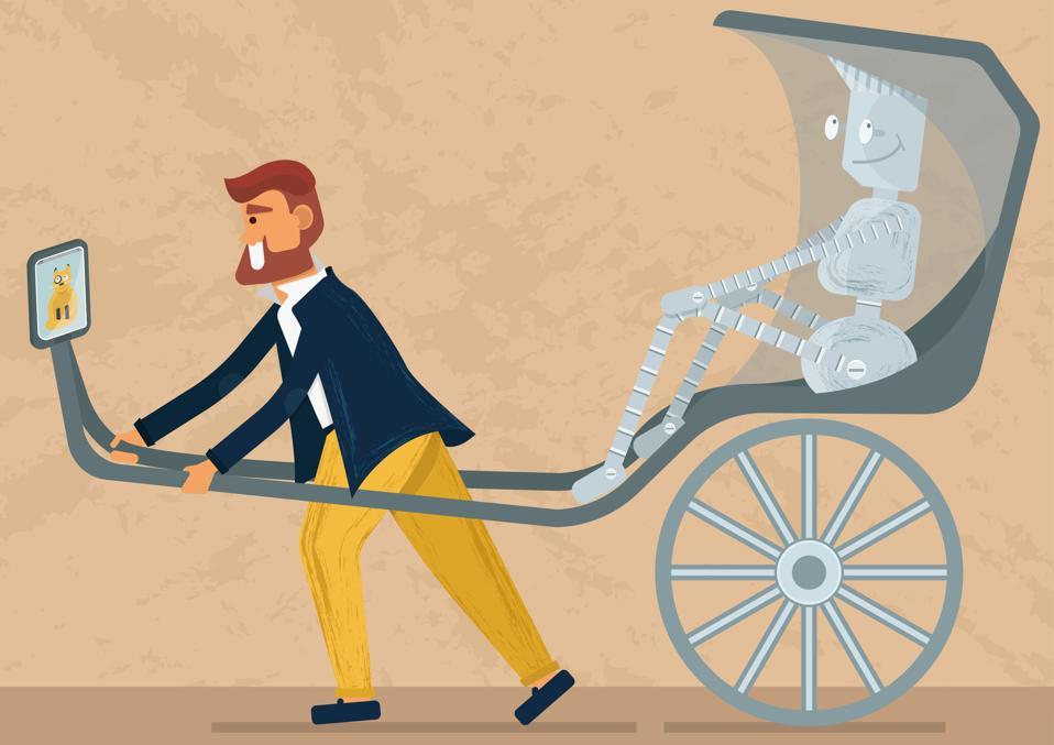 Do Algorithms Really Control Society?