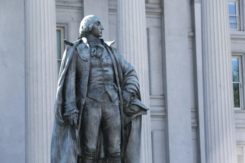 The Perennial Importance Of George Washington's 'Letter To The Jews Of Newport'