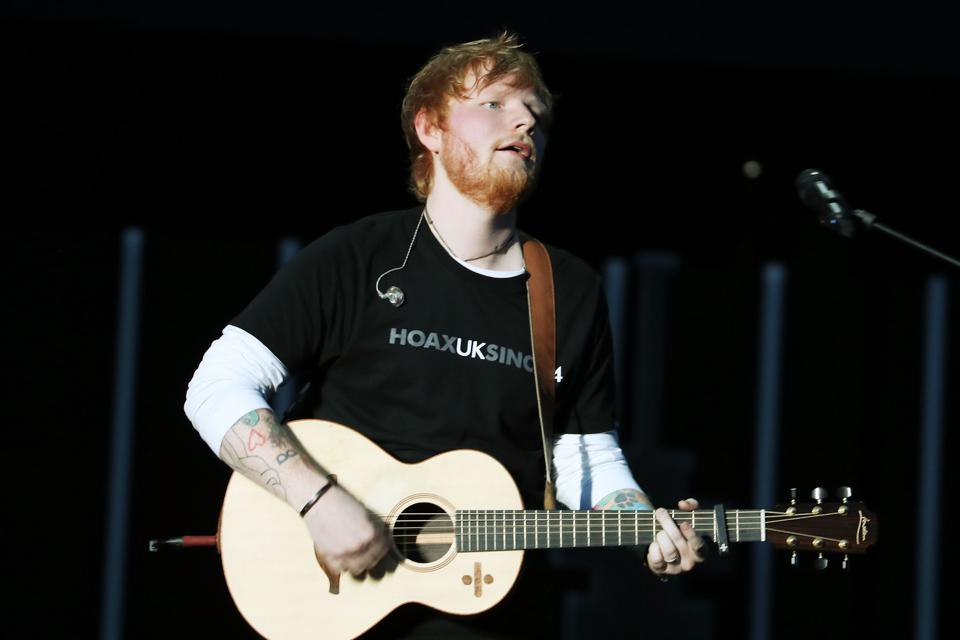 Ed Sheeran To Release A New Album Of Just Collaborations In July