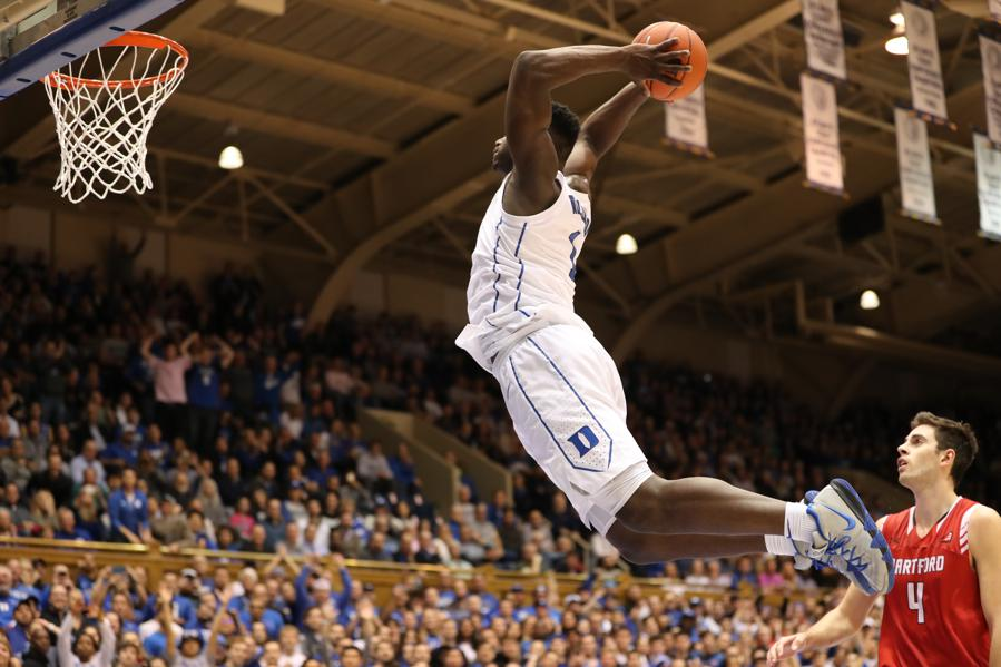 2019 NBA Mock Draft: Duke's Zion Williamson Leaps To The Top Of The Class