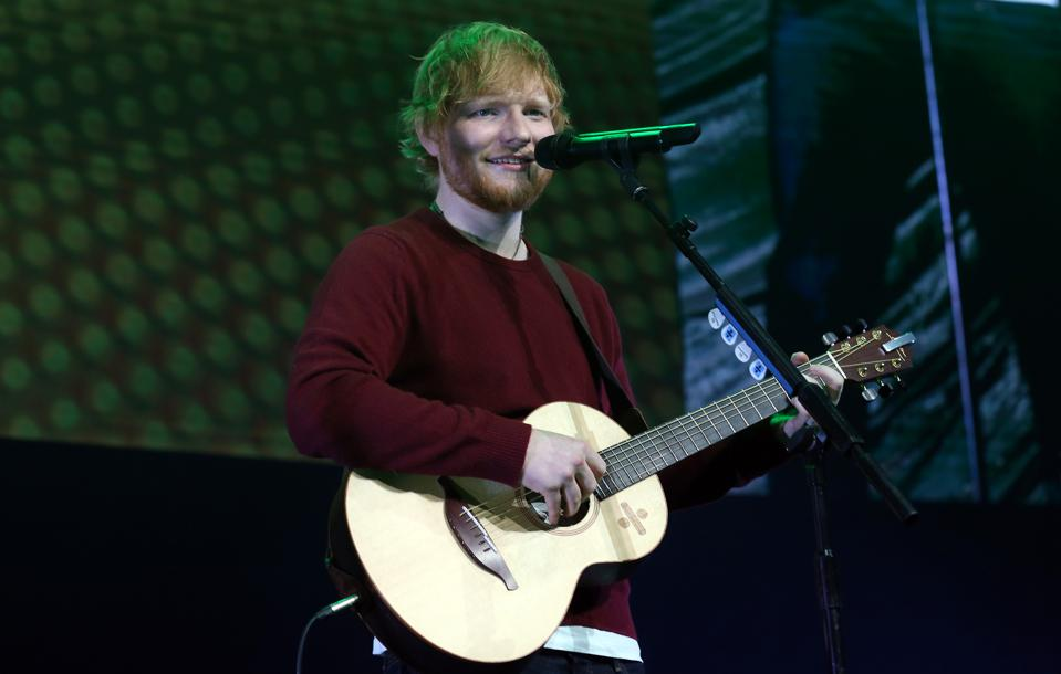 Ed Sheeran And Justin Bieber's 'I Don't Care' Debuts At No. 2 While 'Old Town Road' Leads