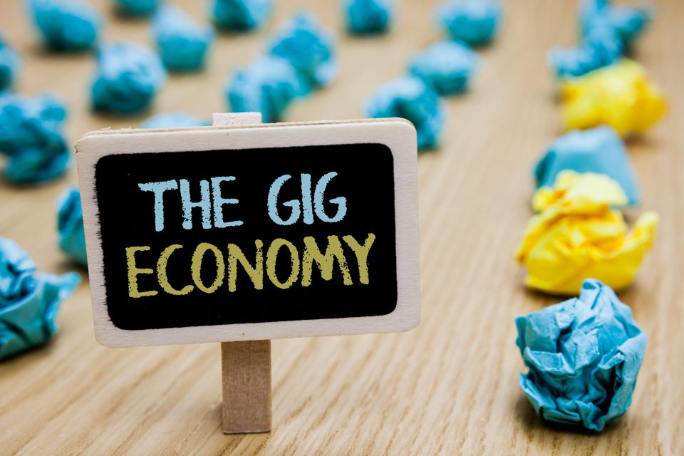 Gig Economy Banking Is Booming (And Banks Are Missing The Boat)