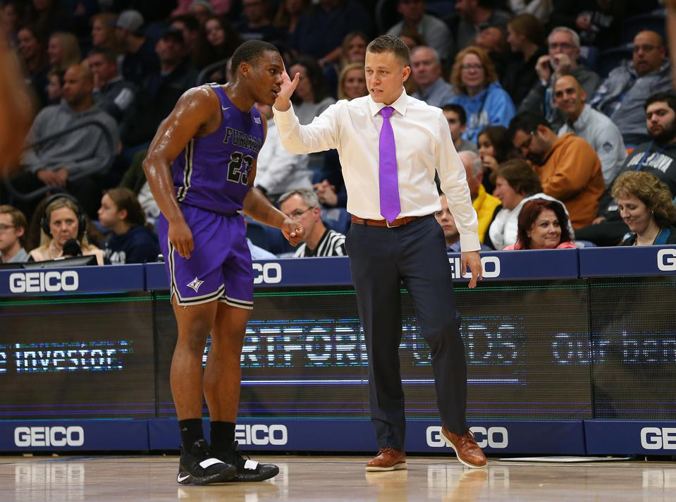 Southern Conference's Furman Maturing Quickly At 12-0