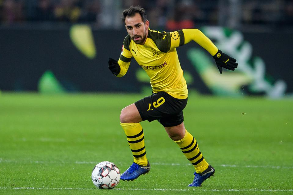 Borussia Dortmund Transforms Paco Alcácer From Barcelona Dead-Weight To Deadliest Striker In Europe
