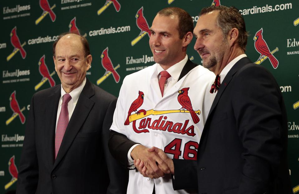 In Extending Paul Goldschmidt, The Cardinals Are Ahead Of The Game