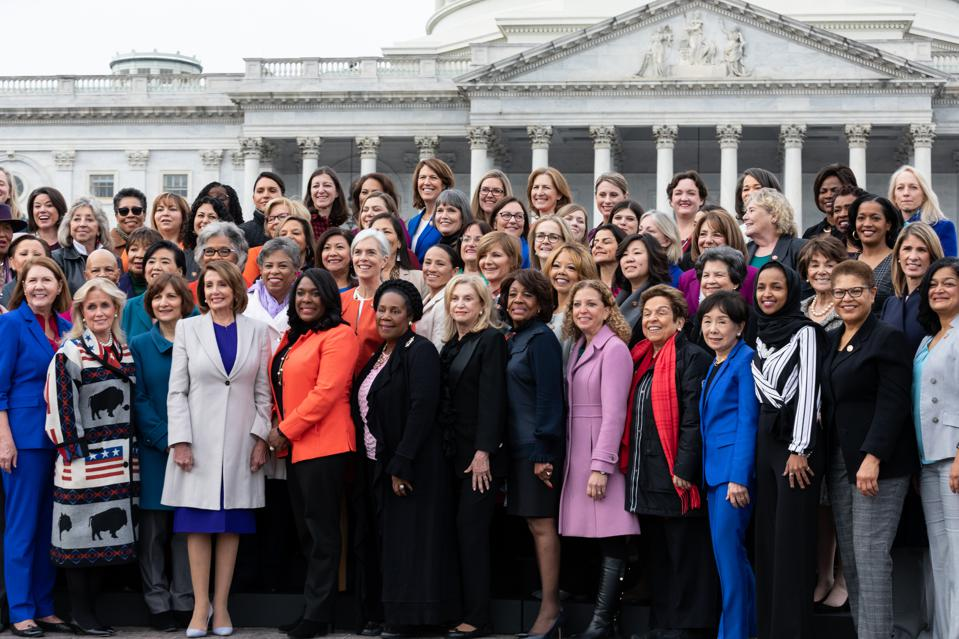 Was It A Blip? A Year After The Historic Midterms, Is The Surge Of Women Running For Office Over?