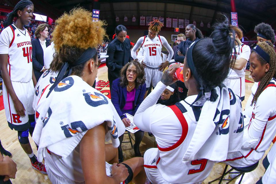 The Economics And Timetable Of Rutgers Women's Basketball