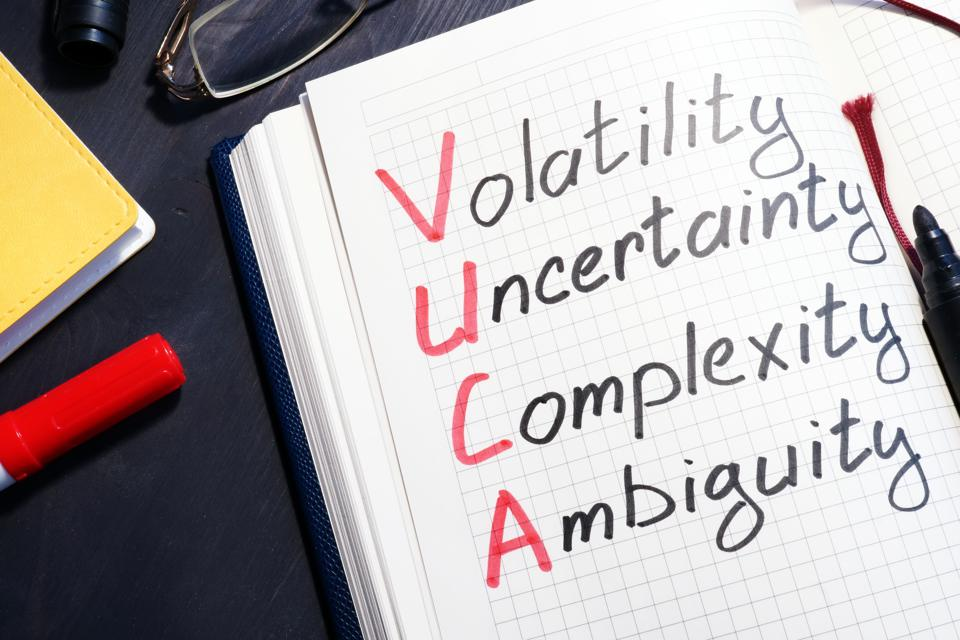 Is The World Really More VUCA Than Ever?