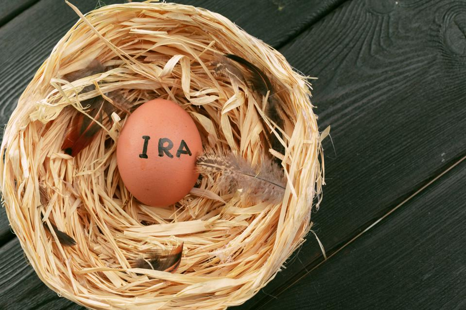 Reducing Your Future Tax Burden With A Roth IRA Conversion