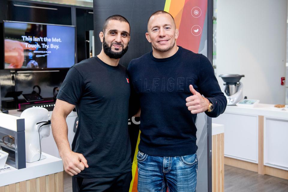 Firas Zahabi: Georges St-Pierre Vs. Khabib Nurmagomedov Makes Sense If UFC Adds 165-Pound Division