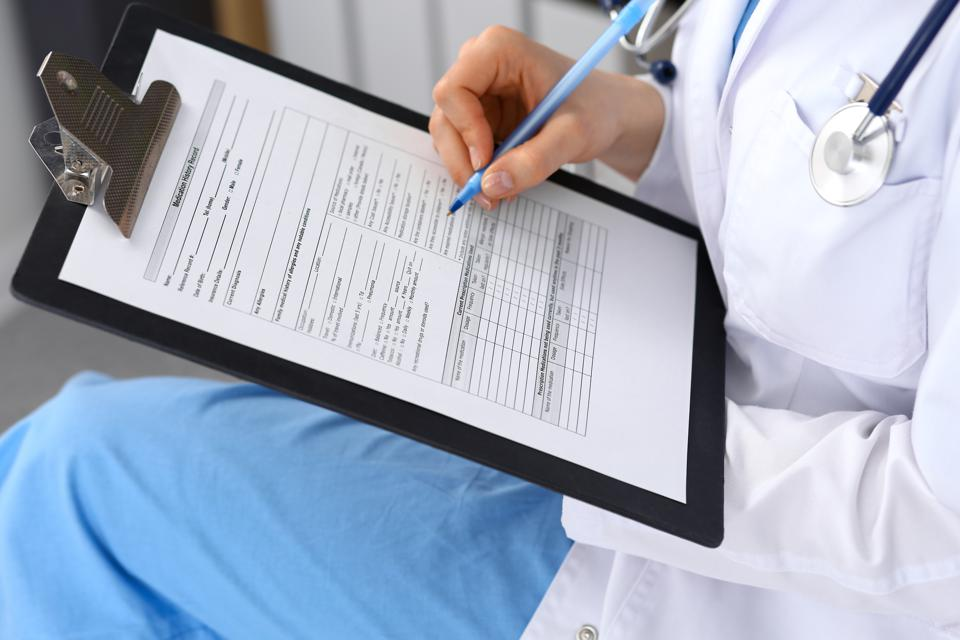 Even If You're Completely Healthy, You Need At Least One Of These Four Medical Documents