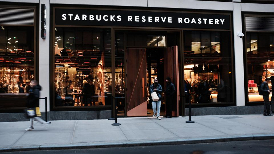 Inside Starbucks' New Upscale Reserve Roastery In New York: More Than A Place To Pick Up A Latte