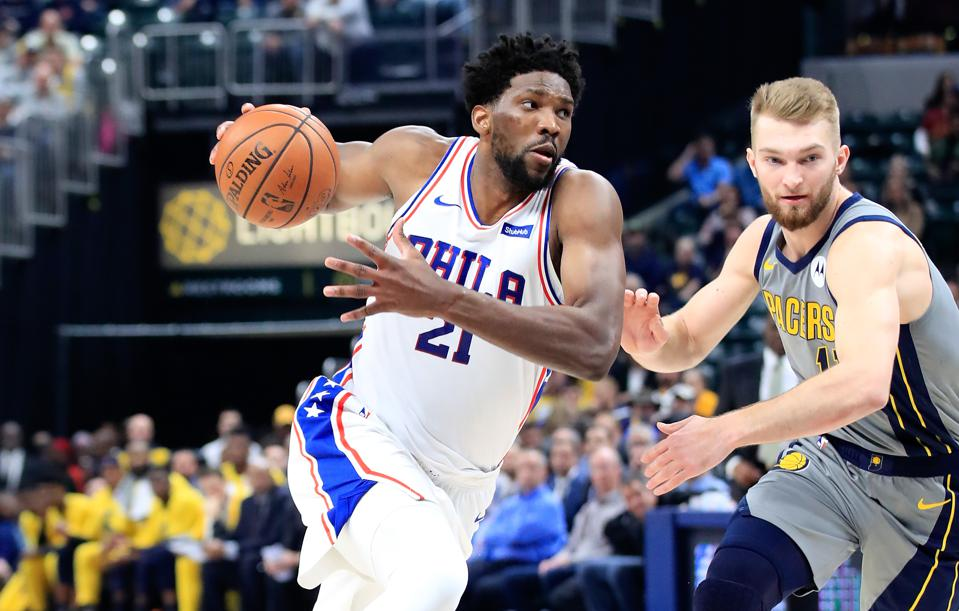 The Sixers Were Stupid For Playing Joel Embiid? C'mon, They've Done Worse