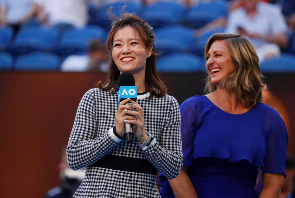 Tennis Pioneer Li Na Becomes First Asian Player To Be Inducted In Hall Of Fame