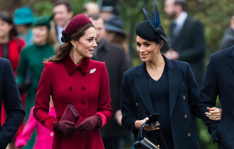 Meghan Markle, Kate Middleton And The Trolls That Abuse Them