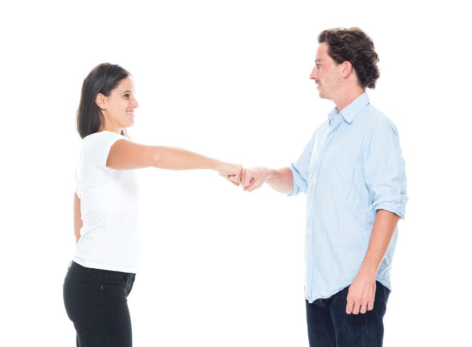 Why Fist Bumps Are Better Than Handshakes