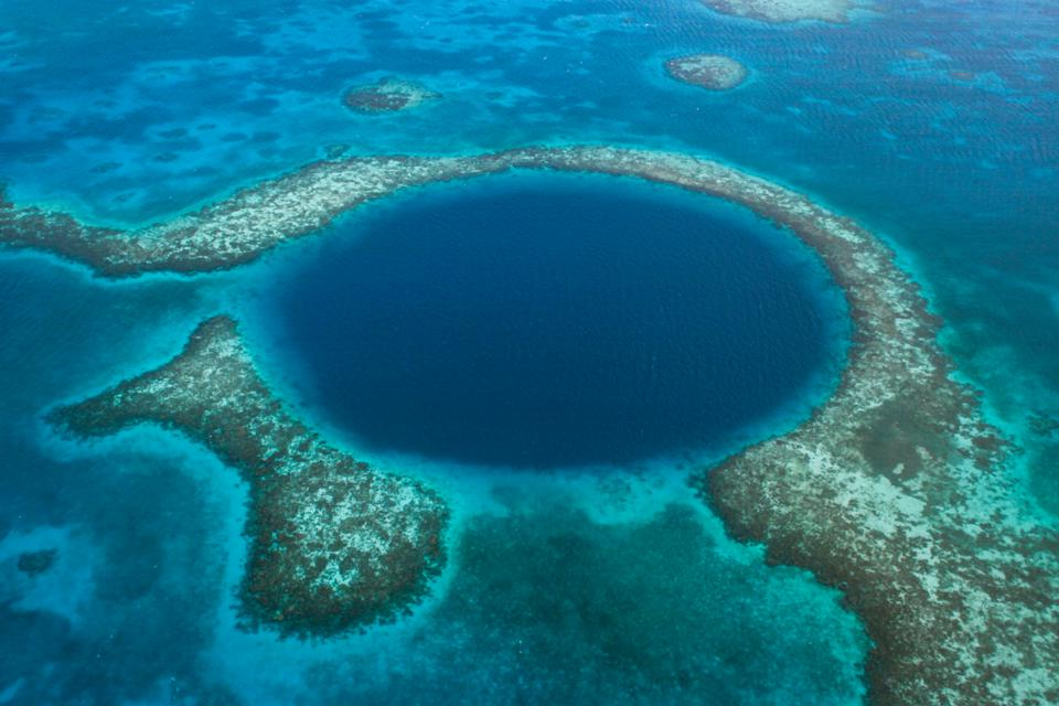 What Richard Branson, Fabien Cousteau, And Aquatica Submarines Found In Belize's Great Blue Hole