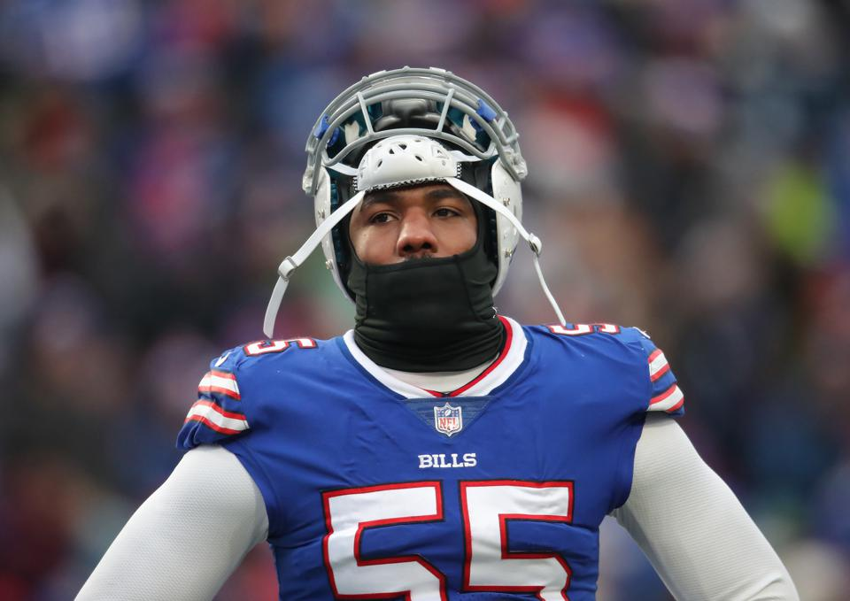 Jerry Hughes: The Man That The Buffalo Bills Couldn't Let Get Away