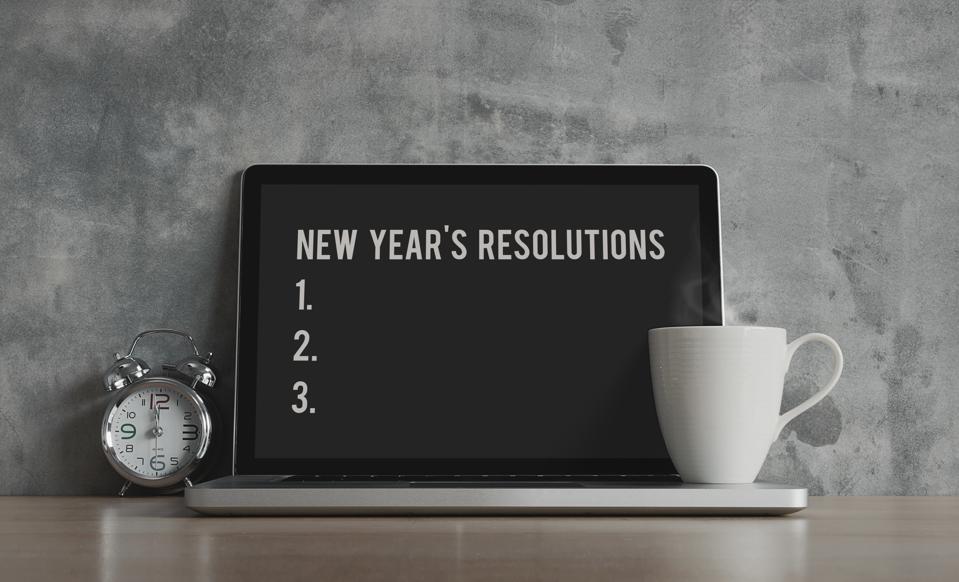 Enterprise Leadership: Five Big Resolutions for 2019