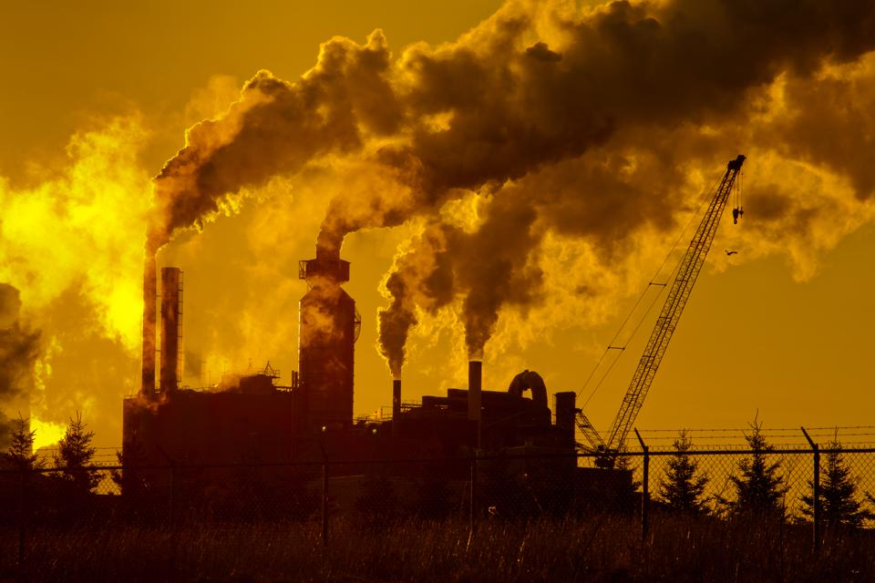 Calls For A Carbon Tax Are Coming After Dour 2018 Report. Republicans Are Leading The Charge