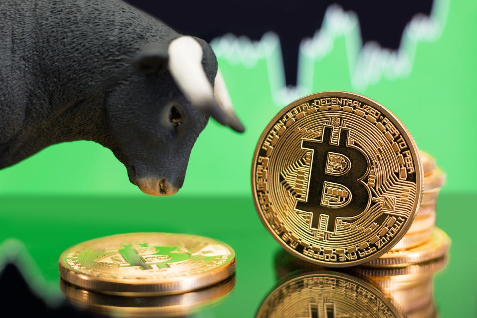 Bitcoin Has Surpassed $11,000 To Climb 250% From December Low